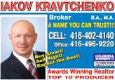 Iakov Kravchenko - Broker